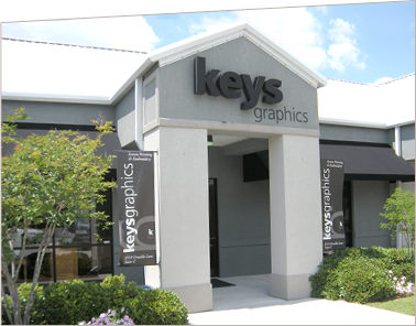 The Keys Graphics Building