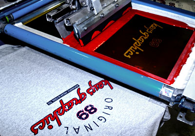 Keys Graphics Screen Printing